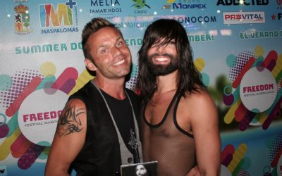 Markus Mildner & Conchita Wurst – Das Interview